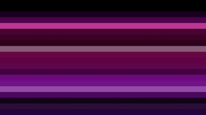 Purple and Black Horizontal Striped Background Illustration
