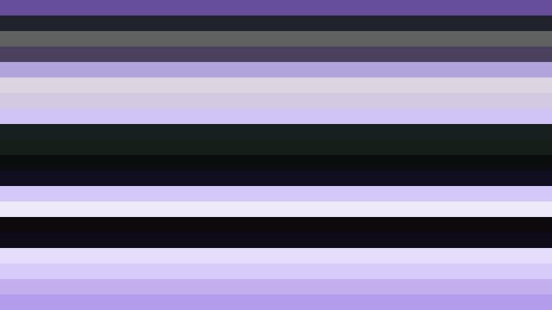 Purple and Black Horizontal Striped Background Image