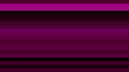 Purple and Black Horizontal Striped Background Vector Graphic
