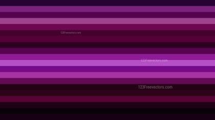 Purple and Black Horizontal Striped Background