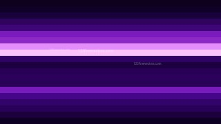 Purple and Black Horizontal Striped Background Illustrator