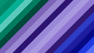 Purple and Green Diagonal Stripes Background