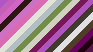 Purple and Green Diagonal Stripes Background Vector Image