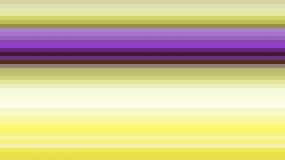 Purple and Yellow Horizontal Stripes Background Vector Graphic