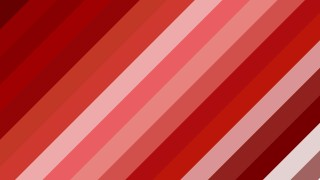 Red Diagonal Stripes Background Graphic