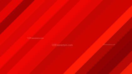 Red Diagonal Stripes Background
