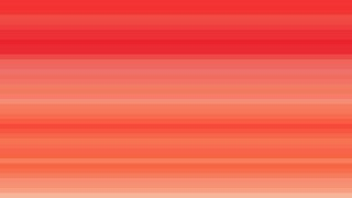 Red Horizontal Stripes Background
