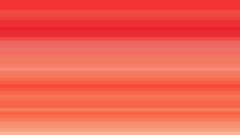 Red Horizontal Stripes Background