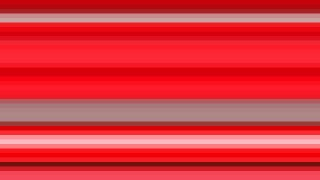 Red Horizontal Stripes Background Illustrator