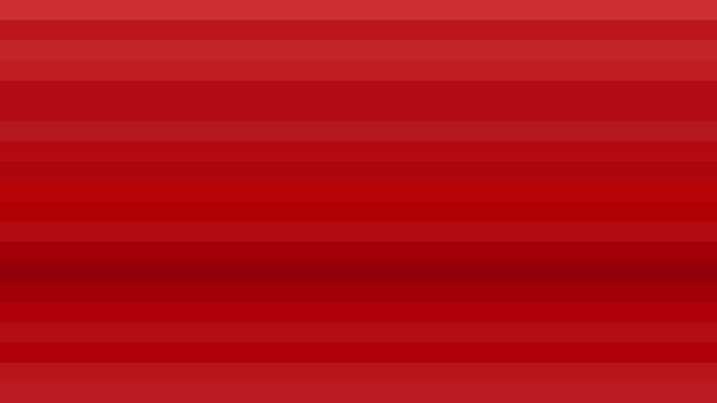 Red Horizontal Striped Background Vector Graphic