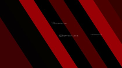 Red and Black Diagonal Stripes Background Graphic