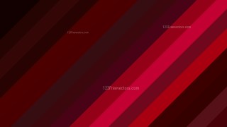 Red and Black Diagonal Stripes Background Illustrator
