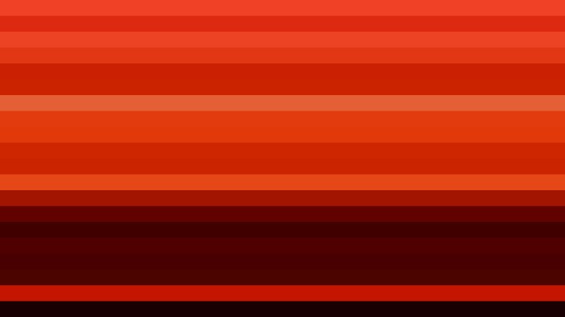 Red and Black Horizontal Striped Background Illustration