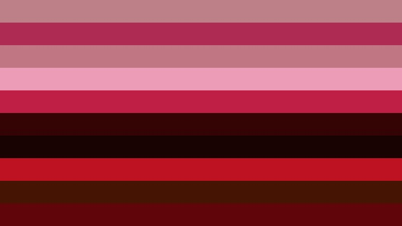 Red and Black Stripes Background Vector Graphic