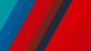 Red and Blue Diagonal Stripes Background