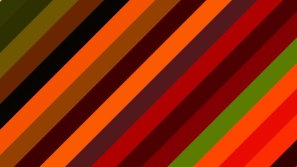 Red and Green Diagonal Stripes Background Vector Image