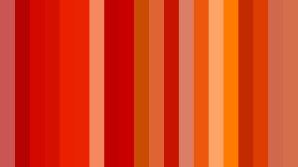 Red and Orange Striped background Vector Image
