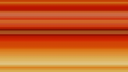 Red and Orange Horizontal Stripes Background Vector Illustration
