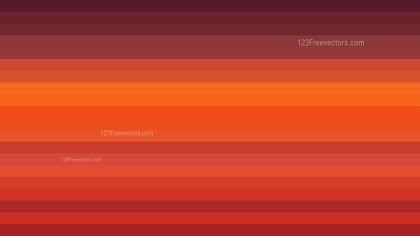 Red and Orange Horizontal Striped Background Image
