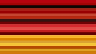 Red and Orange Horizontal Striped Background Vector Graphic