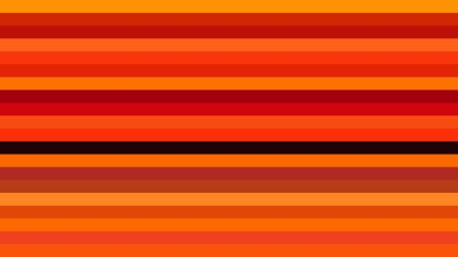Red and Orange Horizontal Striped Background