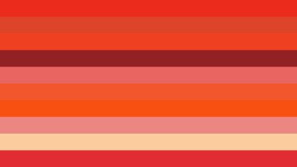 Red and Orange Stripes Background Illustrator
