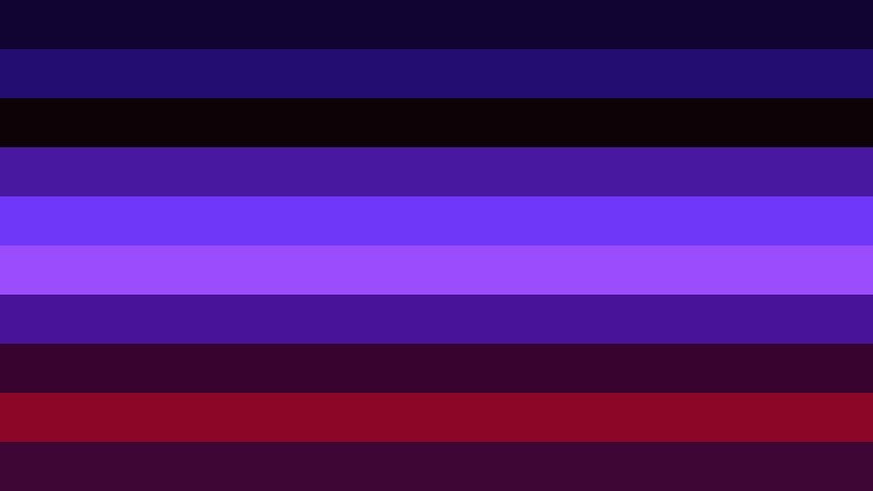 Red and Purple Stripes Background Vector Illustration