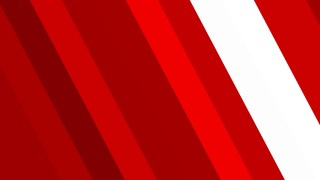 Red and White Diagonal Stripes Background Design
