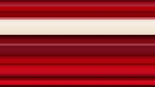Red and White Horizontal Stripes Background Image