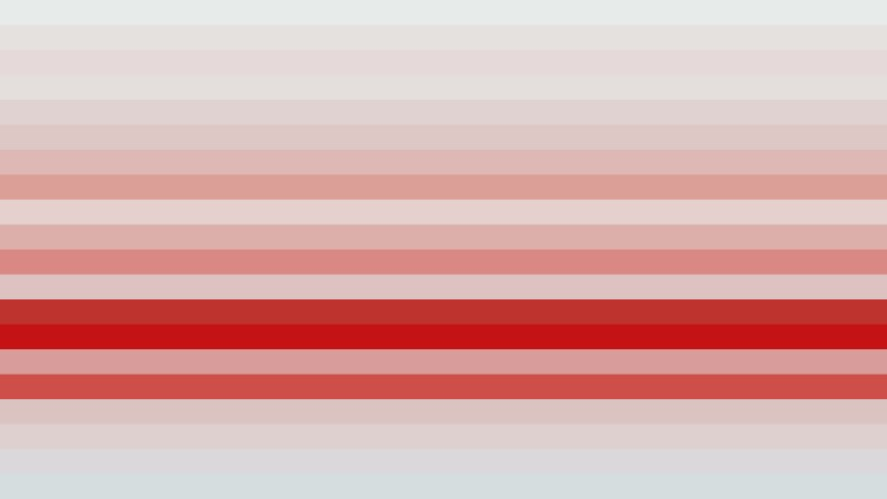 Red and White Horizontal Striped Background Illustrator