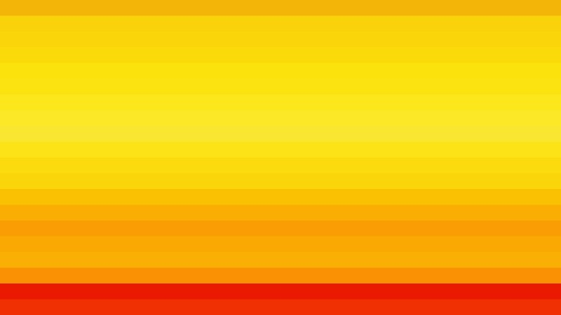 Red and Yellow Horizontal Striped Background