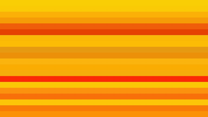Red and Yellow Horizontal Striped Background Illustration