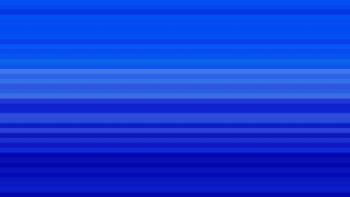 Royal Blue Horizontal Stripes Background