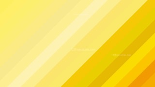 Yellow Diagonal Stripes Background Vector