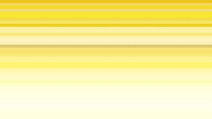 Yellow and White Horizontal Stripes Background
