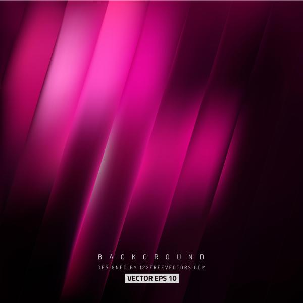 Abstract Black Pink Stripes Background DesignPink And Black Background Vector Designs