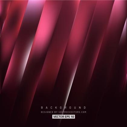 Abstract Black Pink Striped Background
