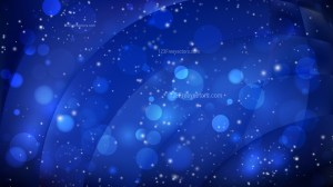 Abstract Black and Blue Blur Lights Background Vector