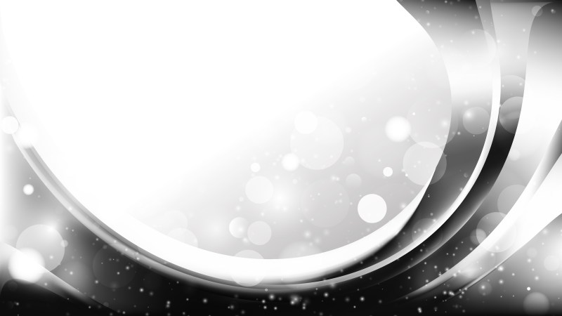 Abstract Black and Grey Lights Background Design