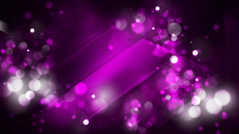 Abstract Cool Purple Defocused Background Image