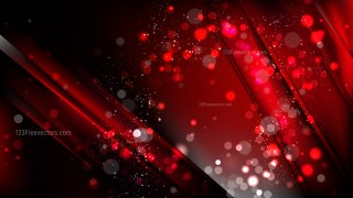 Abstract Cool Red Bokeh Defocused Lights Background Image