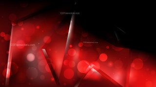 Abstract Cool Red Blurry Lights Background
