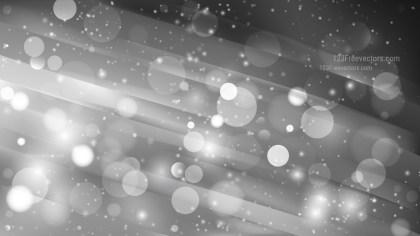Abstract Dark Grey Defocused Background