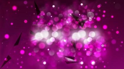 Abstract Dark Purple Bokeh Defocused Lights Background