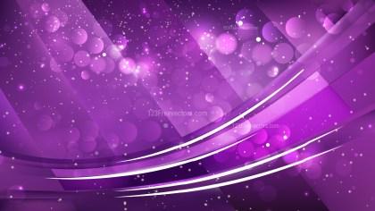 Abstract Dark Purple Defocused Background Vector