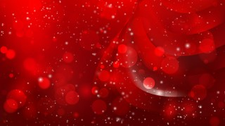 Abstract Dark Red Blurred Bokeh Background Image