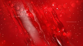 Abstract Dark Red Bokeh Background Image