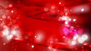 Abstract Dark Red Blurry Lights Background Image