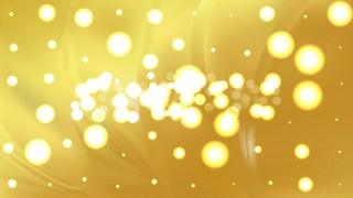 Abstract Gold Bokeh Defocused Lights Background Design