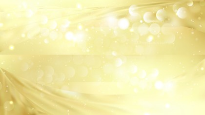 Abstract Gold Blur Lights Background Design